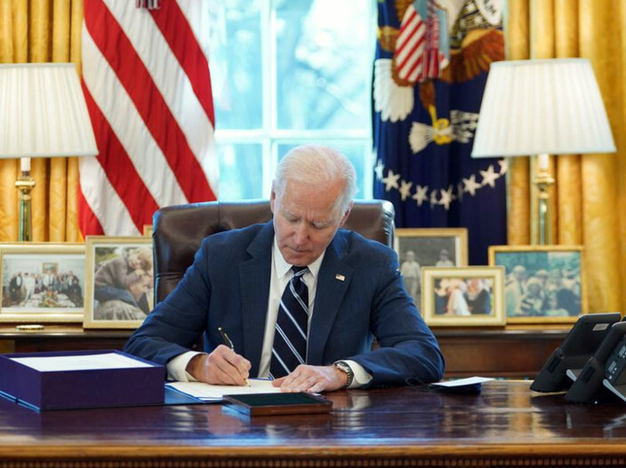 Biden Says US Citizens Will Receive the $1,400 Stimulus Checks This Month