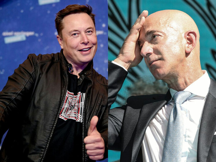 Amazon is Criticizing Elon Musk Over Starlink Dispute