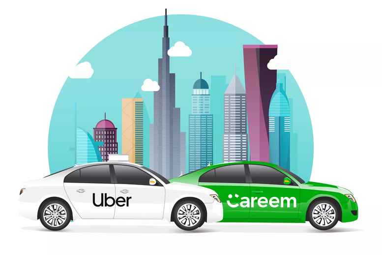 Uber to Buy Its Rival Careem This Week for $3.1 Billion