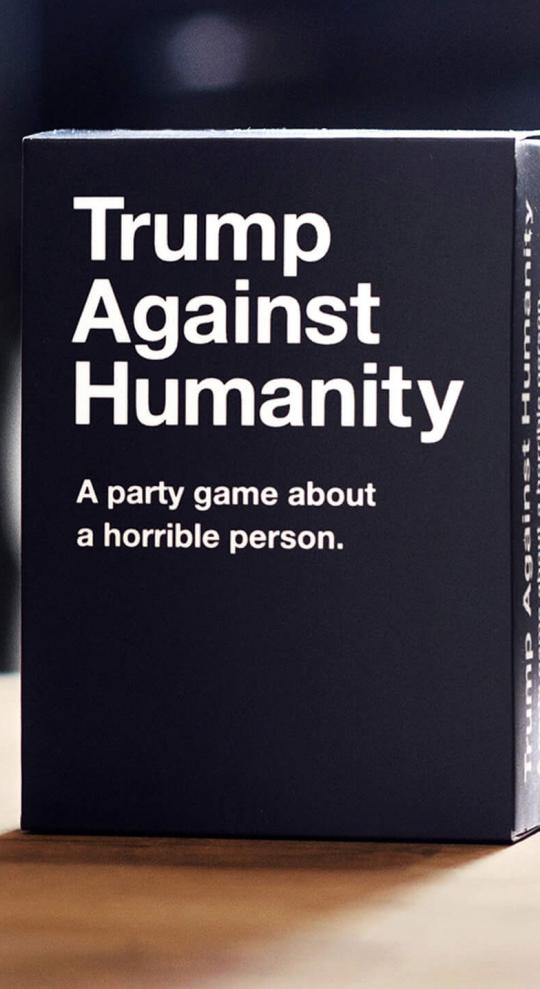 Cards Against Humanity Pranks Trump By Purchasing Land On U.S. Border