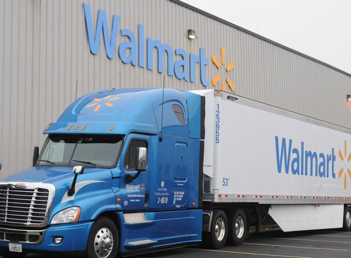 Walmart Looking to Hire More Truck Drivers Amid US Trucker Shortage