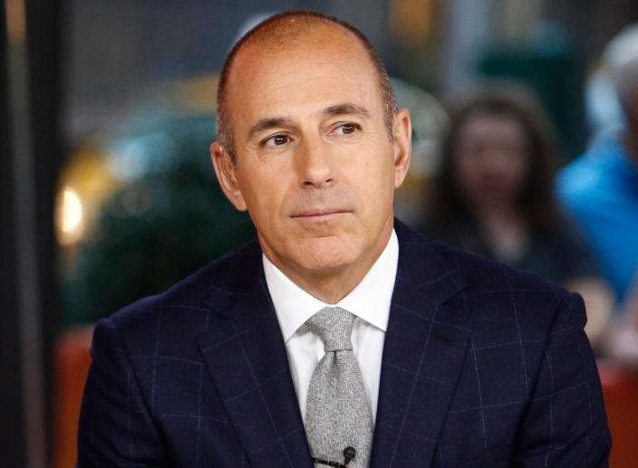NBC Fired Longtime Host Matt Lauer after Inappropriate Sexual Behavior Allegations