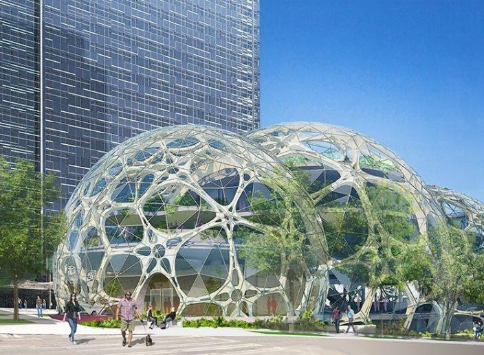 Amazon Chooses 20 Finalists for Its Second Headquarters