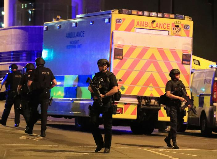 US Leaking Manchester Attack Details
