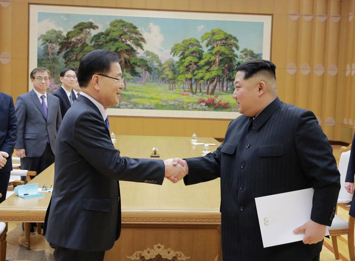 North Korea's Peace Offering Could Be Bad for Trump's Administration