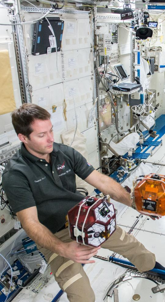 Trump Administration Could End NASA's Funding For the International Space Station