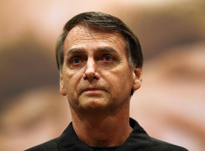Brazilian Elections: Bolsonaro Accused of Illegal Blast-Messaging Campaign
