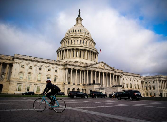House Approves Senate Budget As First Step Towards Tax Reform