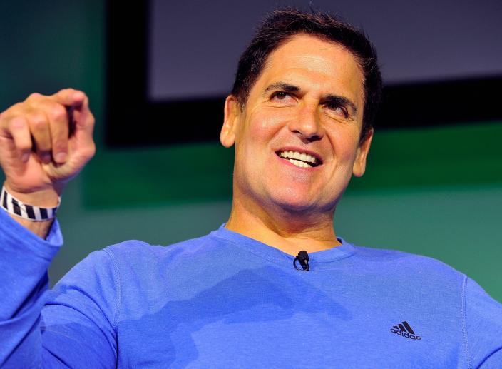 Anti-Bank App Pushed by Mark Cuban