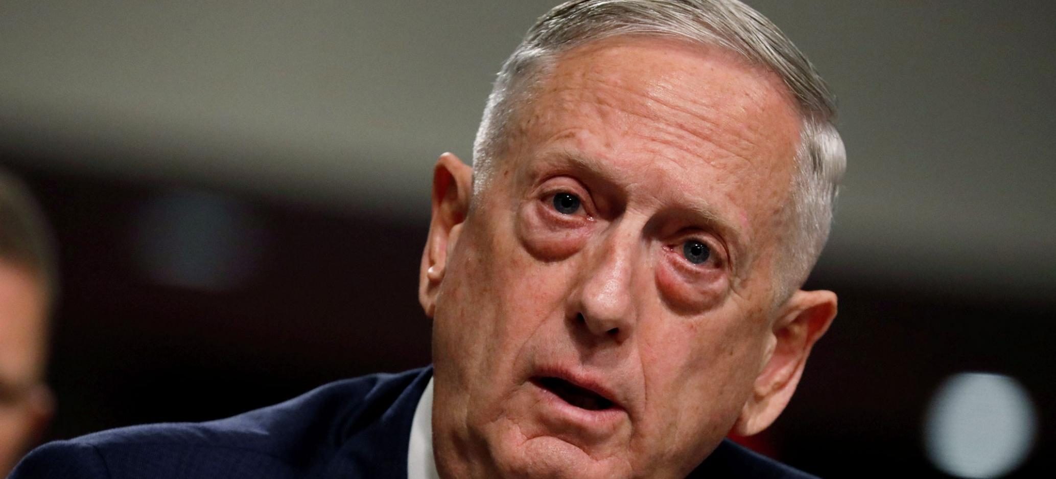 Jim Mattis Says that North Korea Didn't React to the False Hawaii Missile Alert