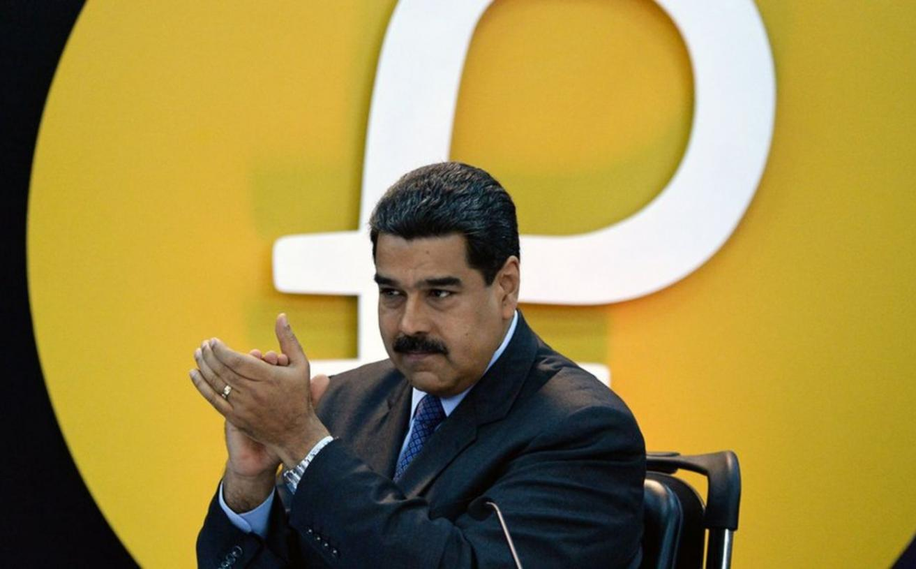 Trump Bans US Citizens from Buying the Venezuelan Cryptocurrency Petro