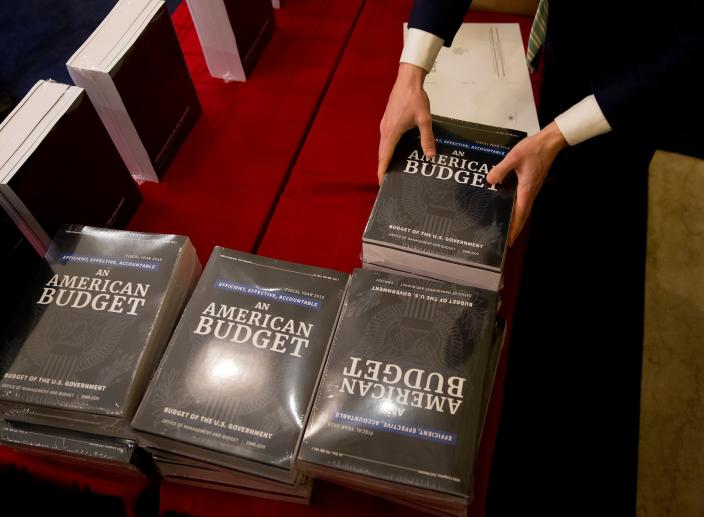 Trump Budget Seeks Cuts to Social Programs and Domestic Spending