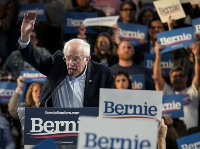 Bernie Sanders Wins Nevada and Solidifies His Frontrunner Status