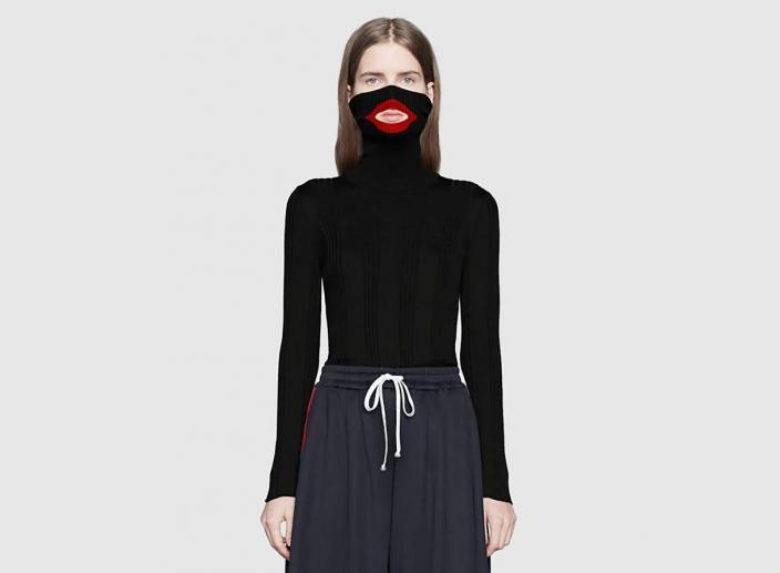 Gucci Removes Sweater Design After Social Media Users Say It Resembles Blackface