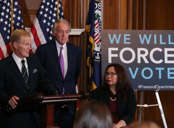 Senate Approves Net Neutrality Bill