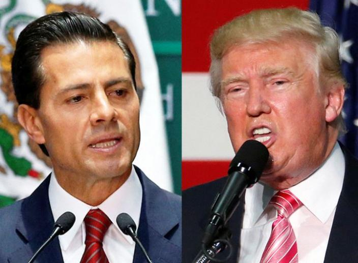 Mexican's President Scheduled To Meet With Trump's Officials
