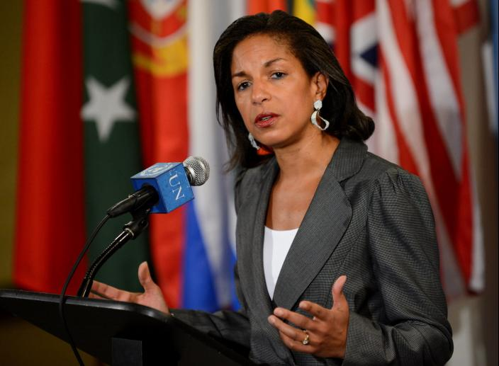 Susan Rice's Surveillance On Trump's Campaign