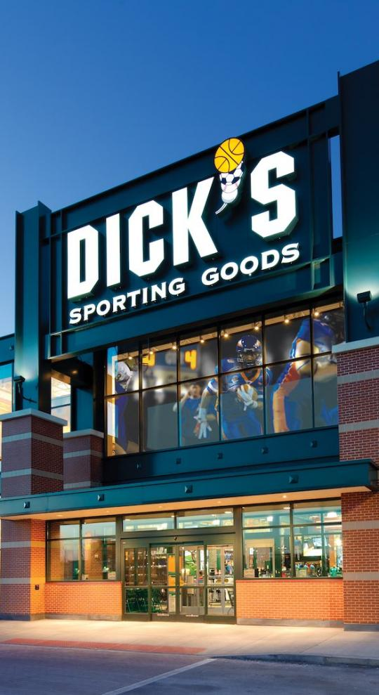 Dick's Sporting Goods Stops Selling Assault-Style Weapons