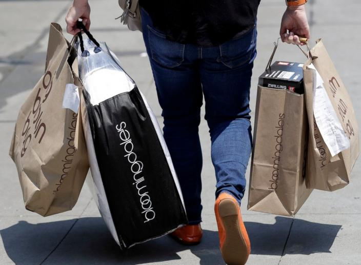 US Consumer Confidence Hit 18-Year High in August