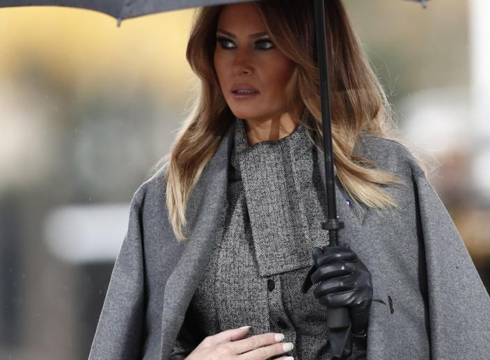 Melania Trump Calls for the Dismissal of Senior Aide