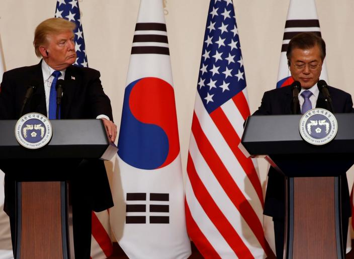 What You Need to Know About President Trump's 24-Hour Trip to South Korea