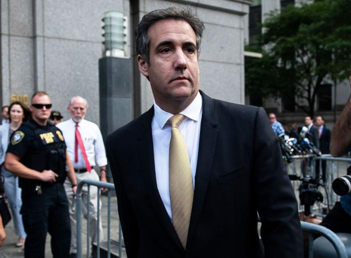 Michael Cohen Pleads Guilty and Implicates President Trump