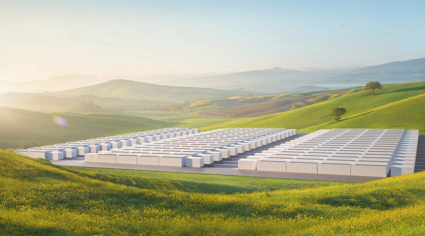 Tesla Launches Its Third and Biggest Energy Storage System Yet