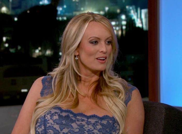 Stormy Daniels Sues Trump's Lawyer for Defamation