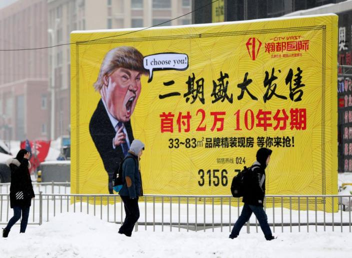 China Approves 38 Trump Trademarks - A Possible Violation of the Emoluments Clause