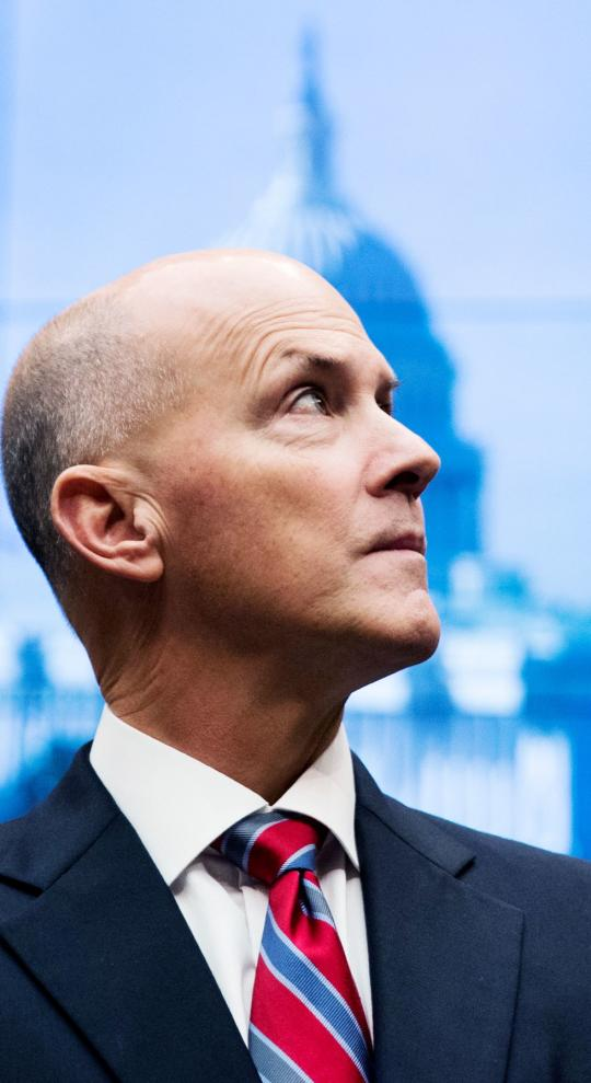 Equifax Ex-CEO Slammed by Congress During Testimony