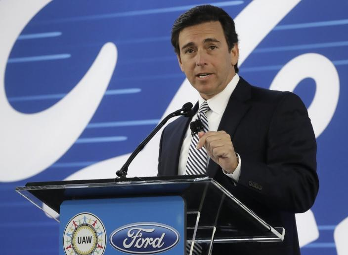 Ford's CEO, Mark Fields, Is Officially Out