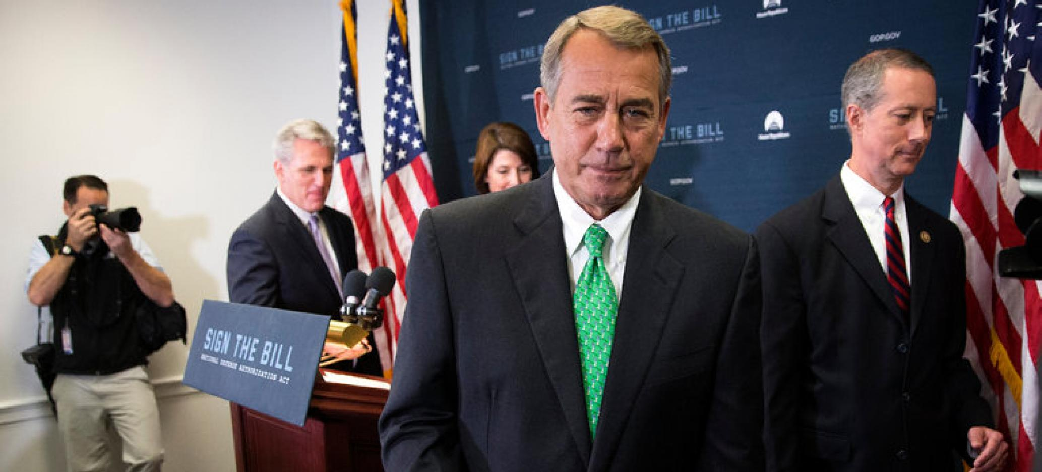 Congress Agreed On A Budget Deal