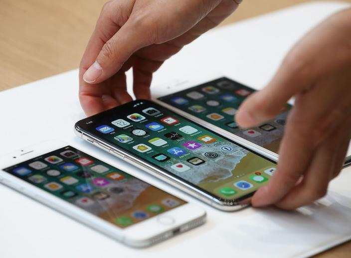 Apple Plans to Release a Giant High-End iPhone