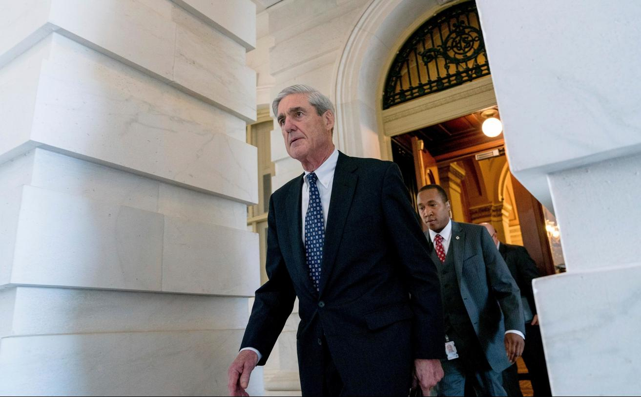 Trump Targets Special Counsel Mueller Over Russia Probe