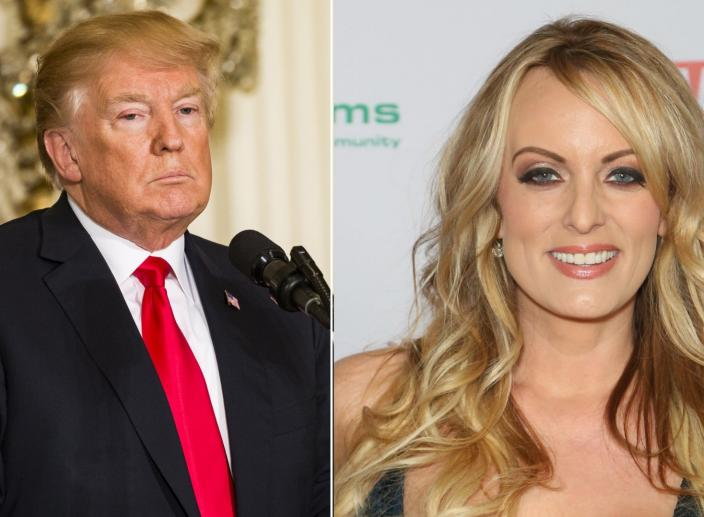 Giuliani Says Trump Reimbursed His Lawyer for Stormy Daniels Hush Payment