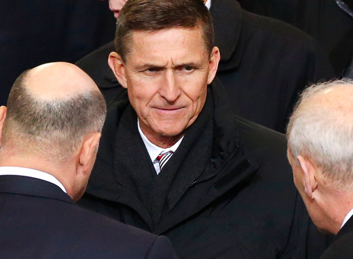 Republicans Want to Investigate Michael Flynn