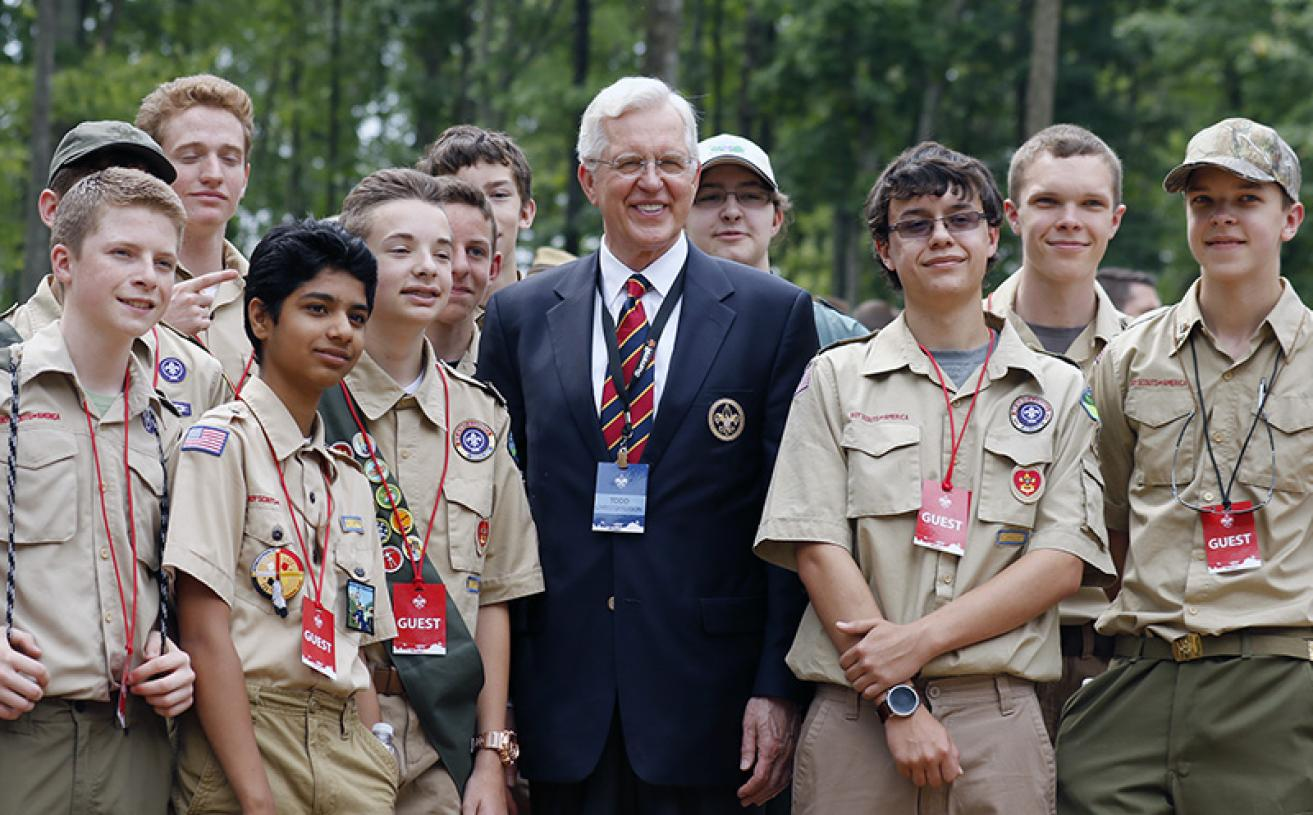 Boy Scouts Now Allows Girls, Which Ironically Angered Girl Scouts