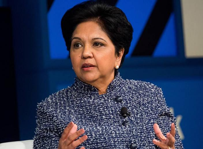 PepsiCo's CEO Indra Nooyi Stepping Down After 12 Years