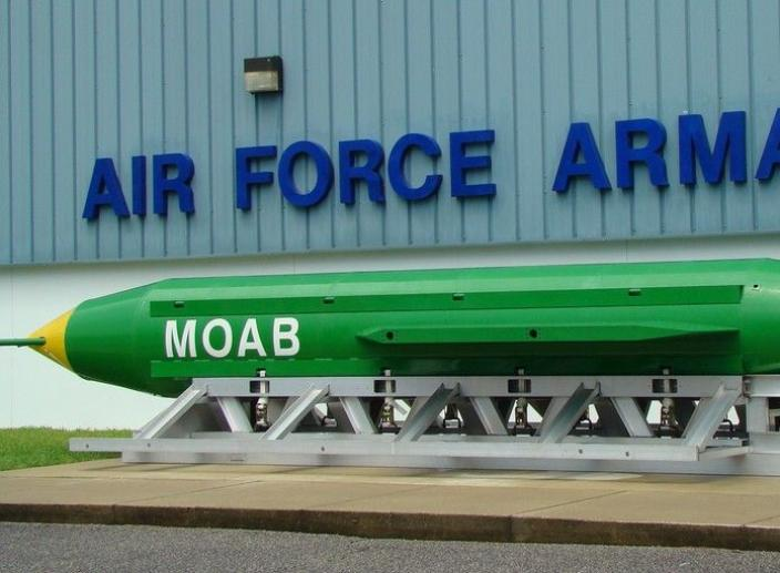 MOAB Kills 36 ISIS Fighters In Afghanistan