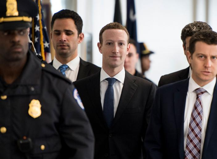 Zuckerberg's Testimony to Congress is a Critical Test for Facebook