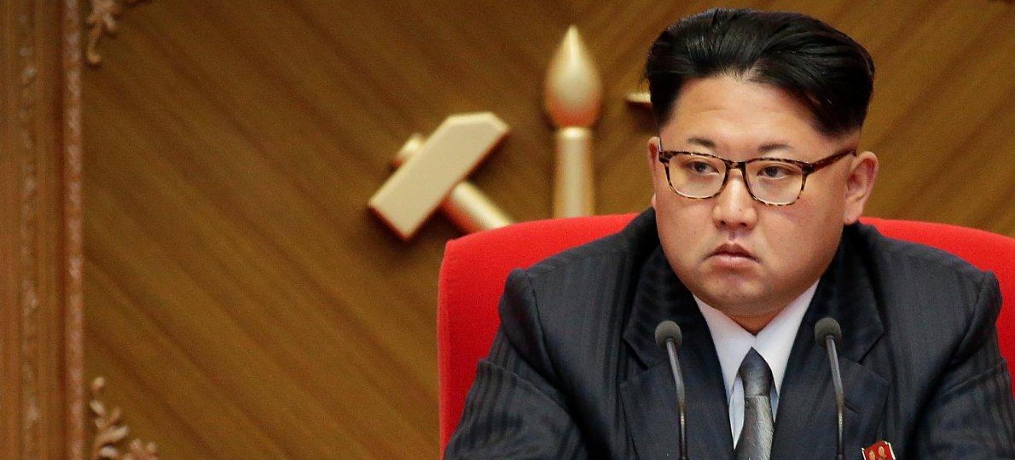 North Korean Briefing Disorganized