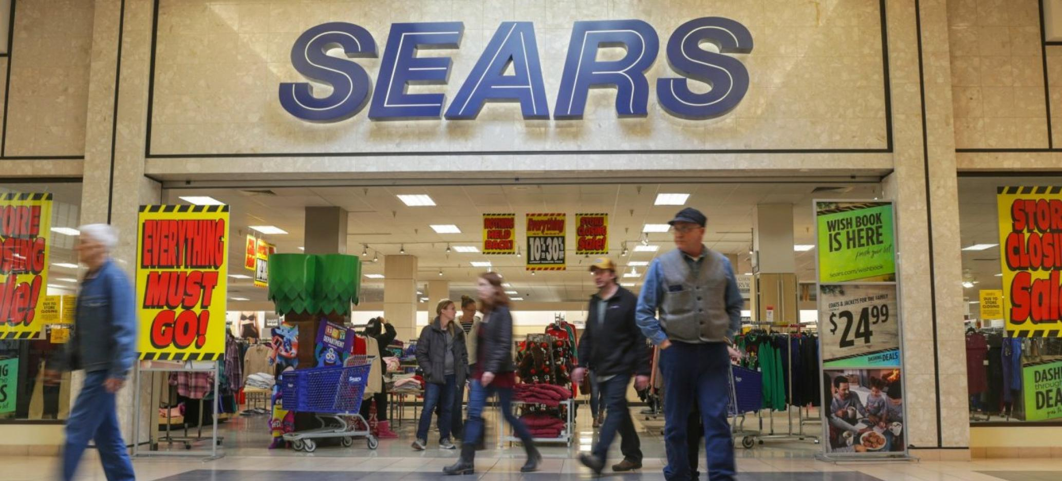 Chairman May Be Able to Keep 400 Sears Stores Open After Bankruptcy Auction