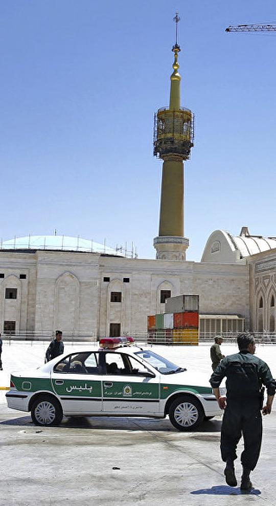 Iran Parliament Attacked by ISIS
