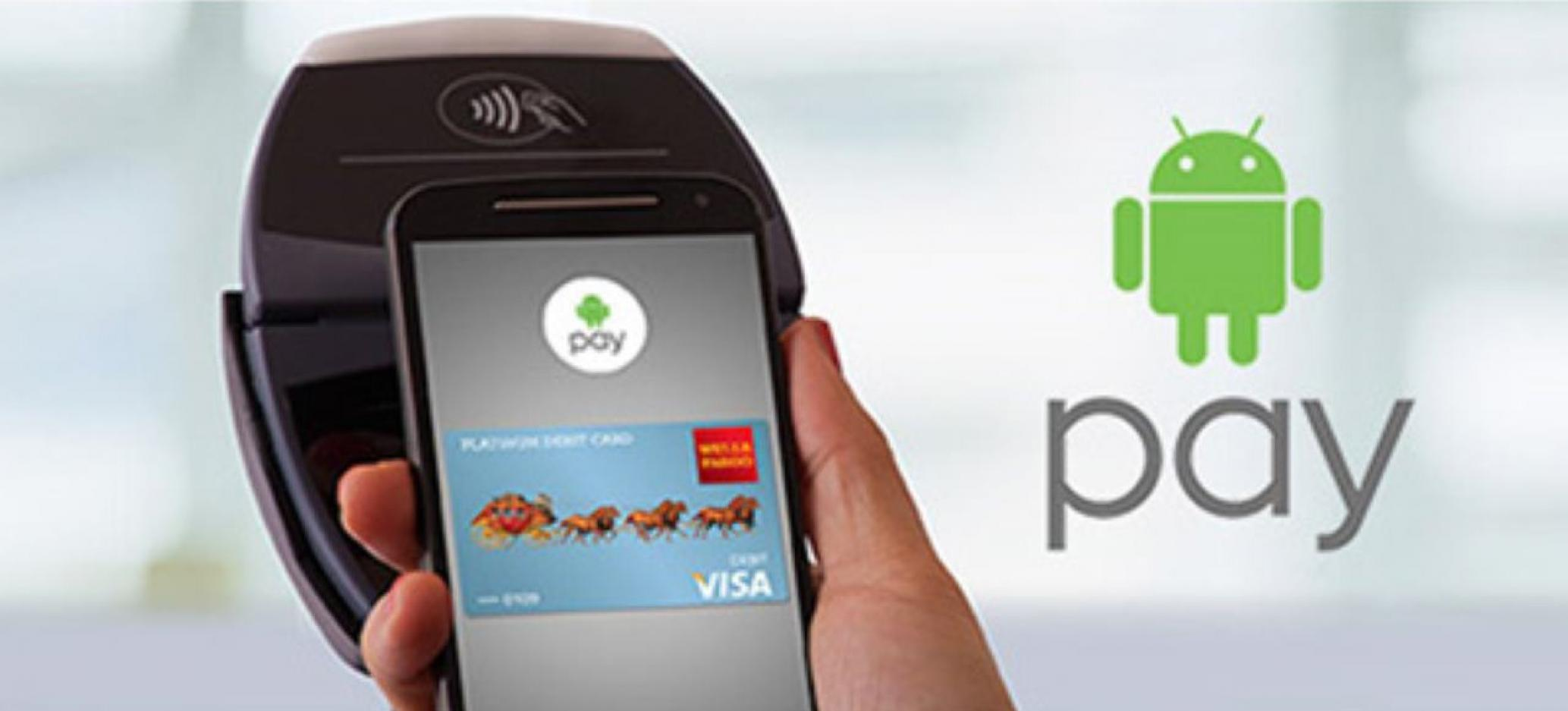 Android Pay Moving to Mobile Banking