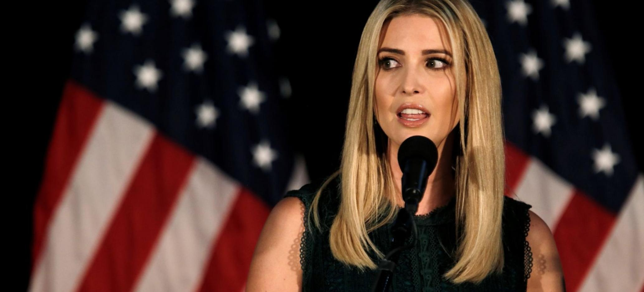 Ivanka Trump is Now Working in the White House, But NOT As a Government Employee