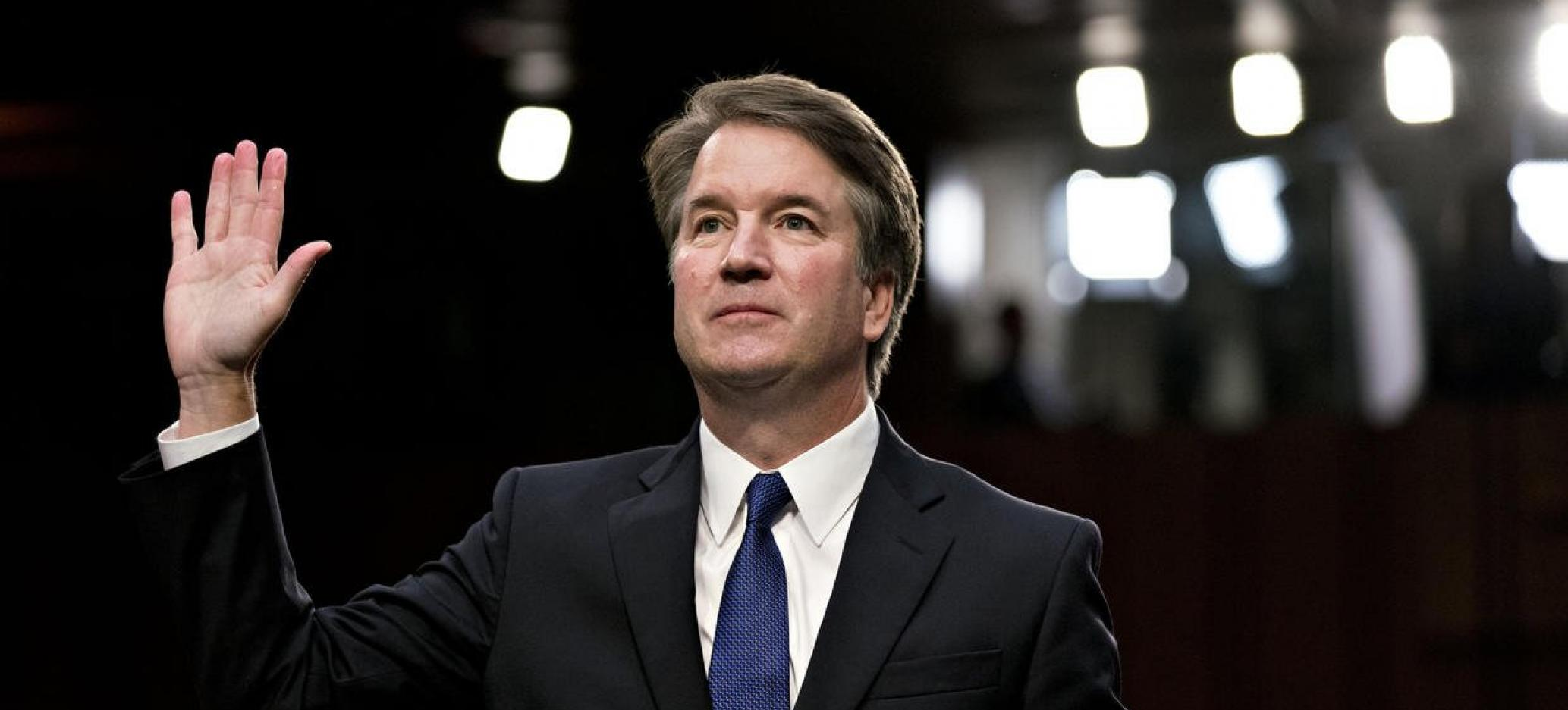 Senate Will Hold Public Hearing for Kavanaugh and His Accuser