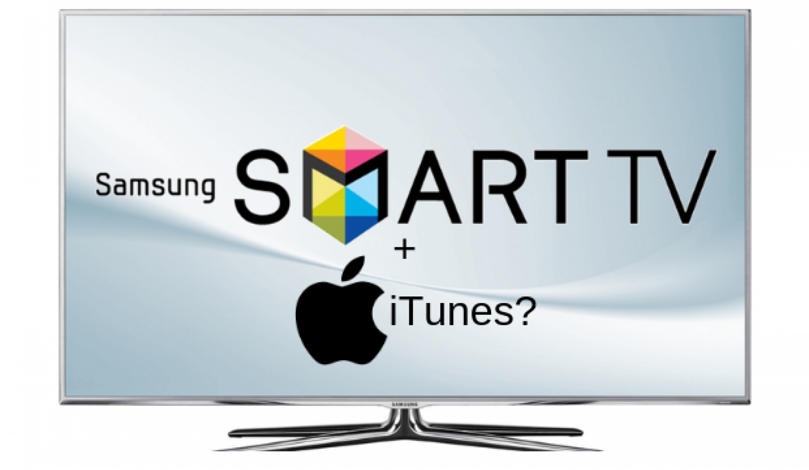 iTunes Comes to Samsung TVs as Apple Tries to Create New