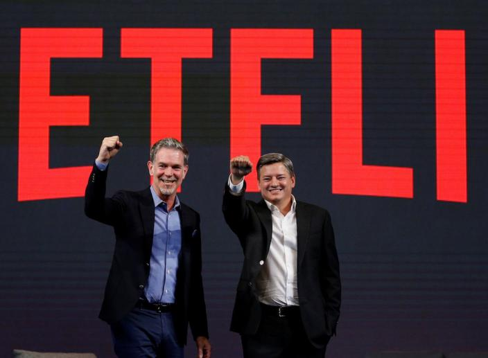 Netflix Shares Down 11% After the Company Missed Subscriber Growth Target