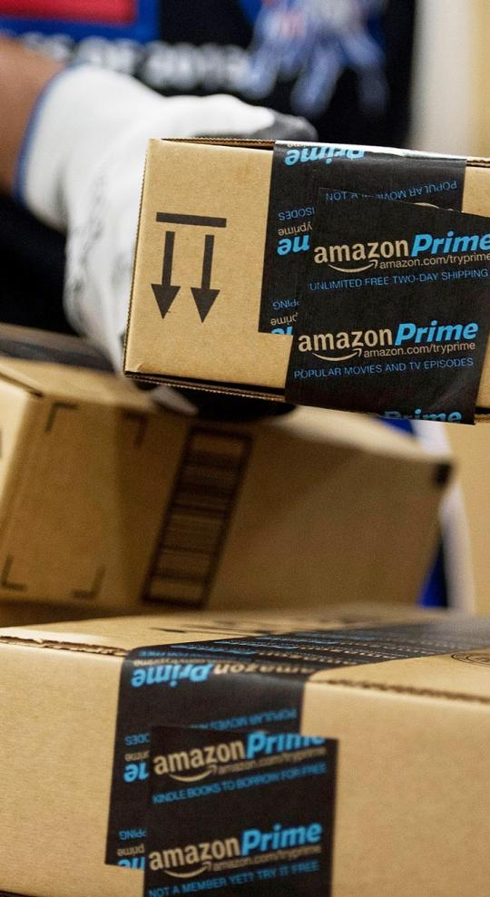 Amazon's Black Friday and Cyber Monday Were the Biggest Shopping Days in its History