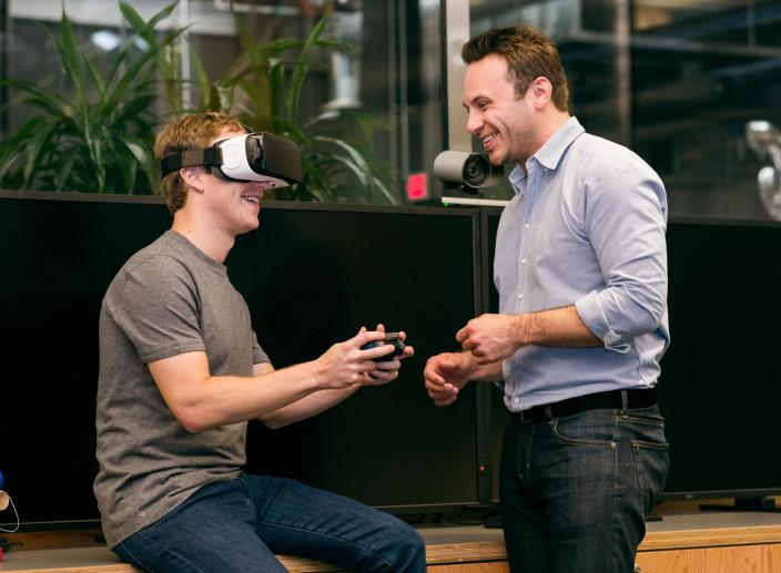 Co-Founder of Oculus Quits After 'Rift 2' Headset Cancellation